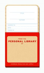 Knock Knock Personal Library Kit Refill |  |