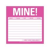 Mine Sticky Notes