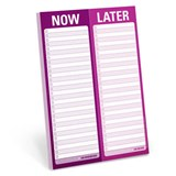 Now / Later Perforated Pad |  |