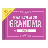 Knock Knock What I Love About Grandma Fill in the Love Journ | auteur onbekend |