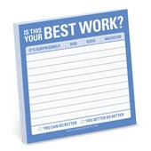 Best Work? Sticky Notes