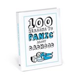100 Reasons To Panic About Dadhood | auteur onbekend |