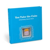 You Take the Cake: A Birthday Quote Book with Pin