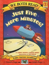 Just Five More Minutes! | Marcy Brown |