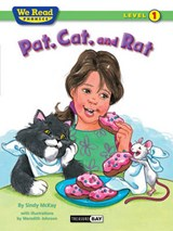 Pat, Cat, and Rat | Sindy McKay |