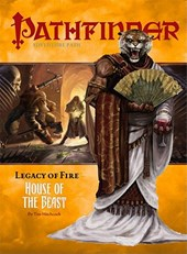 Pathfinder Adventure Path 2, Legacy of Fire
