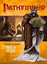 Pathfinder Adventure Path 2, Legacy of Fire | Tim Hitchcock |
