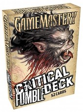 Pathfinder Cards: Critical Fumble Deck |  |