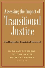 Assessing the Impact of Transitional Justice | auteur onbekend |