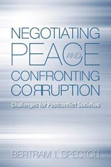 Negotiating Peace and Confronting Corruption |  |