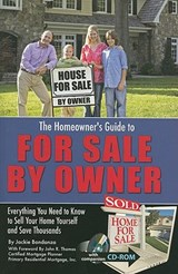 The Homeowner's Guide to for Sale by Owner | Jackie Bondanza |