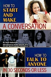 How to Start and Make a Conversation