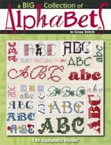 A Big Collection of Alphabets in Cross Stitch |  |