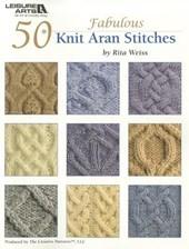 50 Knit Aran Stitches