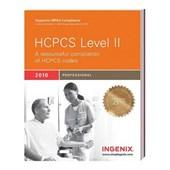 HCPCS Level II 2010 Professional