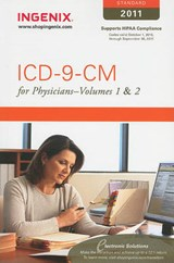 ICD-9-CM 2011 Standard for Physicians |  |