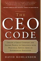 The CEO Code | David Rohlander |