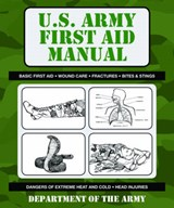 U.S. Army First Aid Manual | auteur onbekend |