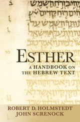 Esther | Screnock, John ; Holmstedt, Robert D. |