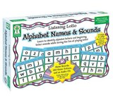 Alphabet Names & Sounds |  |
