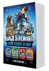 Secret Agent Jack Stalwart (Books 1-4)