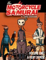 The Motorcycle Samurai | Chris Sheridan |