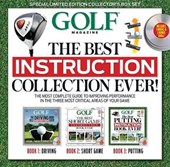 Golf Magazine The Best Instruction Collection Ever!