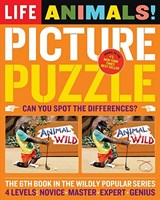 Life Picture Puzzle Animals | The Editors of Life |