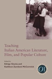 Teaching Italian American Literature, Film, and Popular Culture