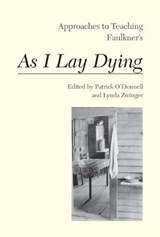 Approaches to Teaching Faulkner's As I Lay Dying | auteur onbekend |
