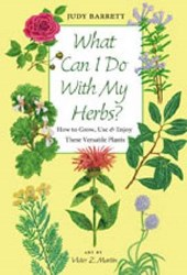 What Can I Do with My Herbs? | Judy Barrett |
