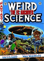 The EC Archives Weird Science |  |
