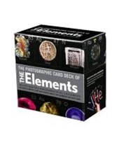 Photographic card deck of the elements | Theodore Gray |