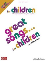 Great Songs for Children | auteur onbekend |