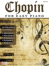 Chopin for Easy Piano | auteur onbekend |