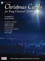 Christmas Carols for Easy Classical Guitar | auteur onbekend |