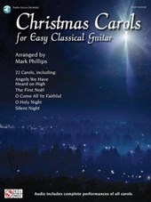 Christmas Carols for Easy Classical Guitar |  |