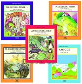 Libros Para Contar [With CD (Audio)]
