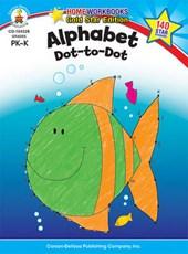 Alphabet Dot-to-dot Grades Pk-k
