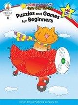 Puzzles and Games for Beginners, Grade K | auteur onbekend |