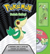 Catch Snivy! | Lawrence Neves & Michael G. Ryan |