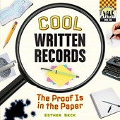 Cool Written Records