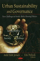 Urban Sustainability and Governance |  |
