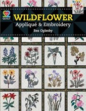 Wildflower Applique & Embroidery | Bea Oglesby |