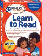 Hooked on Phonics Learn to Read Pre-k | auteur onbekend |