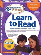 Hooked on Phonics Learn to Read | auteur onbekend |