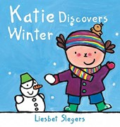 Katie discovers winter
