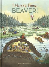 Welcome home, Beaver!