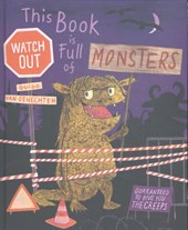 This is a book full of monsters