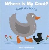 Where is my coat. Farm animals